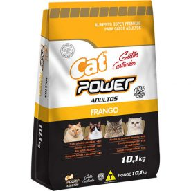 CAT POWER ADULTO GATO CASTRADO 10KG