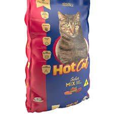 Ração Hotcat Mix Gato Adulto ou Filhote